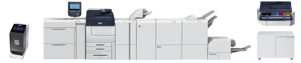 Xerox PrimeLink - echipament de tipar digital.